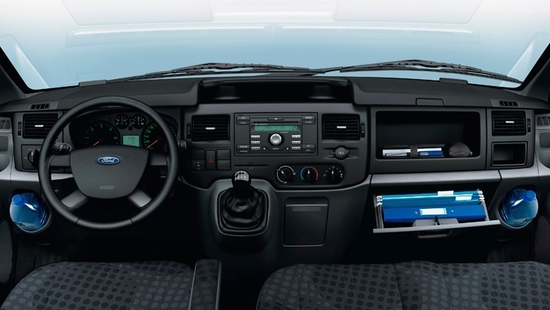 Ford transit interior accessories